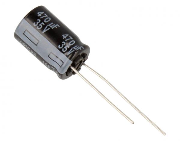 470uF | 35V Kondensator elektrolityczny 105C EEUFR1V471 16mm/10mm,0