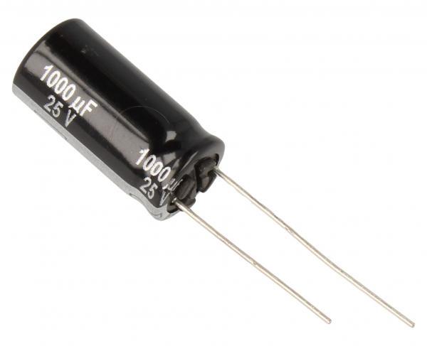 1000uF | 25V Kondensator elektrolityczny 105C ECA1EHG102 20mm/10mm,0
