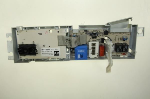 Moduł elektroniczny skonfigurowany do pralki 481221479462,0