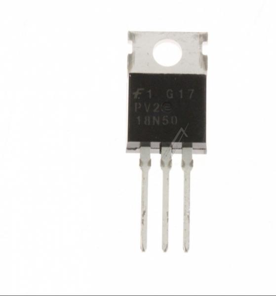 FQP18N50V2 Tranzystor TO-220F (n-channel) 500V 18A 6MHz,0