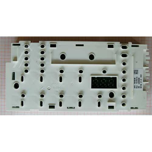 Moduł elektroniczny skonfigurowany do pralki 1105794141,0