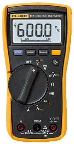 Miernik | Multimetr FLUKE 115 2583583 Fluke,0