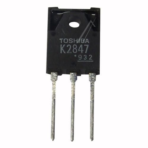 2SK2847 Tranzystor TO-3P (n-channel) 900V 8A 40MHz,0