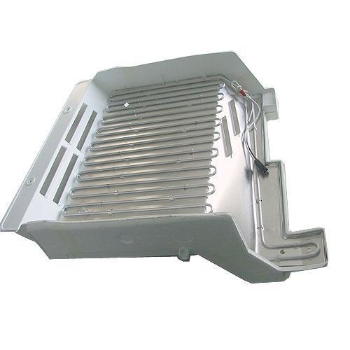Obudowa   Pokrywa parownika z grzałką rozmrażającą do lodówki Siemens 00660764,0
