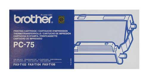 PC75 BROTHER MEHRFACHCASSETTE BROTHER,0