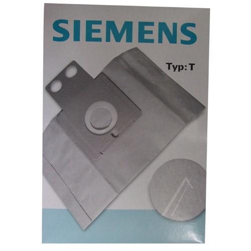 Worek do odkurzacza VZ51AFTZ TYP-T Siemens 5szt. (+filtr) 00462522,0