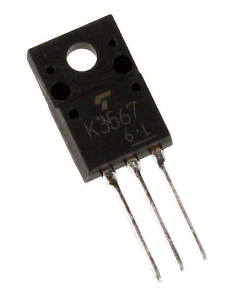 2SK3567 Tranzystor (N-Channel) 600V 3.5A,0