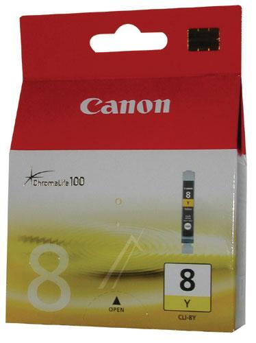 Tusz żółty do drukarki  0623B001,0