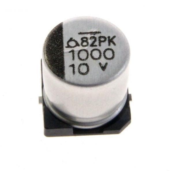 1000uF | 10V Kondensator SMD SAMSUNG 2402001263 ,0