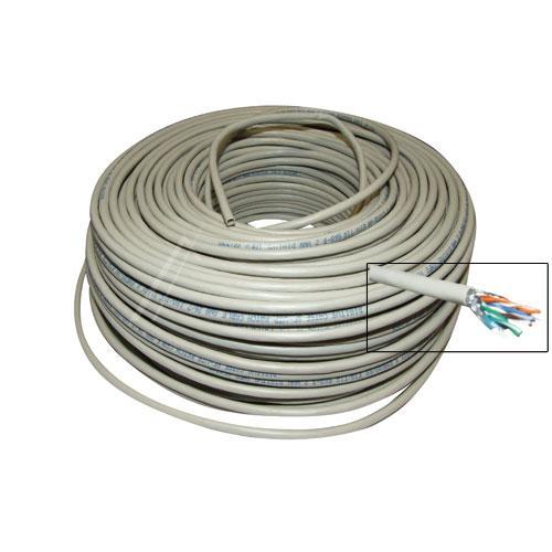 Kabel CAT-5 100m (wtyk/ wtyk)   (skrętka) DK1531P1,0
