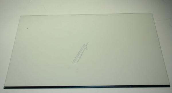 Półka szklana nad pojemnikiem na warzywa do lodówki Liebherr 727229200,0