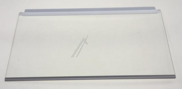 Szyba | Półka szklana kompletna do lodówki 00665419,0