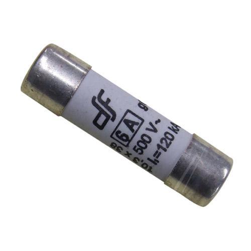 6A F Bezpiecznik szybki (38mm 10szt.,0