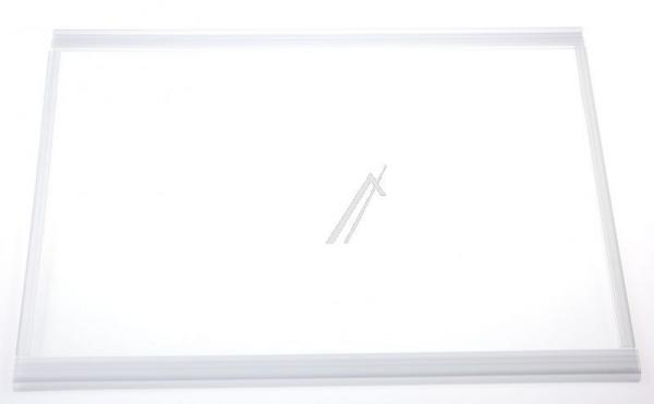 Szyba   Półka szklana kompletna do lodówki 481245088487,0