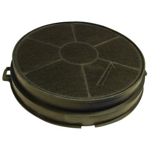 Filtr węglowy aktywny w obudowie do okapu 9189387005,0