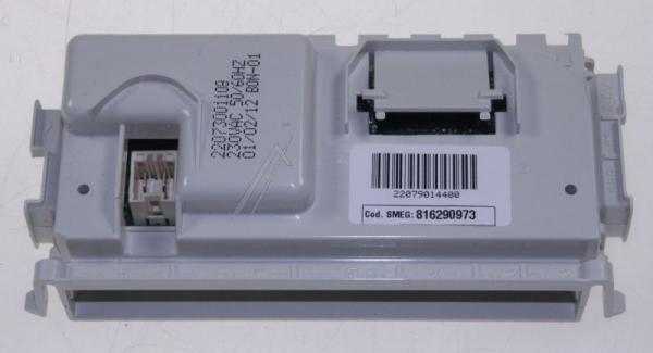 Moduł elektroniczny | Moduł sterujący (w obudowie) skonfigurowany do zmywarki 816290973,0