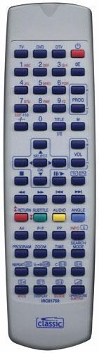 Pilot zamienny IRC81759,0