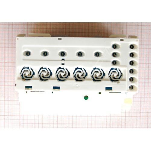 Moduł sterujący (w obudowie) skonfigurowany do zmywarki 973911235134013,0