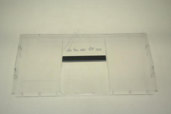 Pokrywa   Front szuflady zamrażarki do lodówki 4312290500,0
