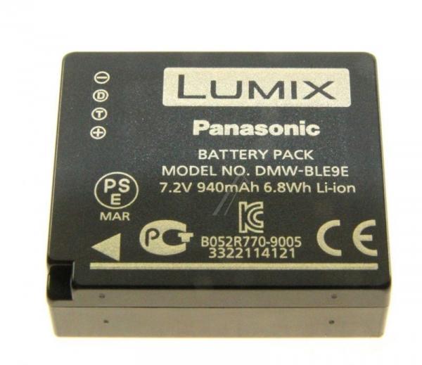 DMWBLE9E Bateria   Akumulator 7.2V 900mAh do kamery DMWBLE9E,0