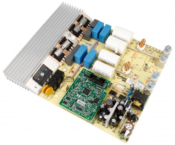 Moduł zasilania induktora do płyty indukcyjnej 481010395257,0