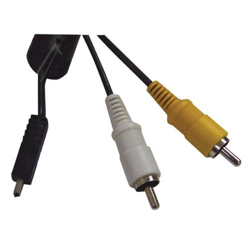 Kabel 1.8m CINCH - AV (wtyk x2/ wtyk) K1HA08CD0014,0
