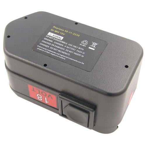 Bateria | Akumulator WKZA18005 do elektronarzędzi (18V | 3000mAh),0
