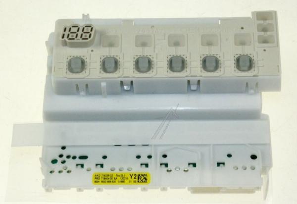 Programator   Moduł sterujący (w obudowie) skonfigurowany do zmywarki 00642724,1