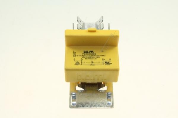 Filtr przeciwzakłóceniowy do zmywarki 481212118296,0