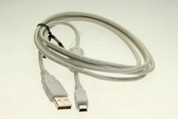 Kabel 1.6m USB A - USB B mini (wtyk/ wtyk) VFA0453A,0