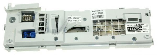 Moduł elektroniczny skonfigurowany do pralki 481221479395,0