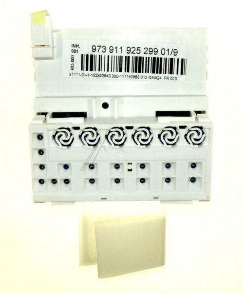 Moduł sterujący (w obudowie) skonfigurowany do zmywarki 973911925299019,0