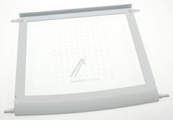 Szyba | Półka szklana kompletna do lodówki 5027JA2062B,0