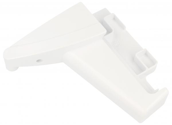 Wspornik | Mocowanie lewy półki drzwi chłodziarki do lodówki Liebherr 742738100,0