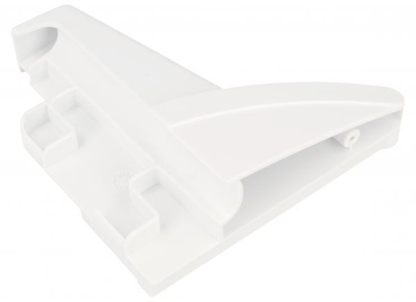 Wspornik | Mocowanie lewy półki drzwi chłodziarki do lodówki Liebherr 742738100,1