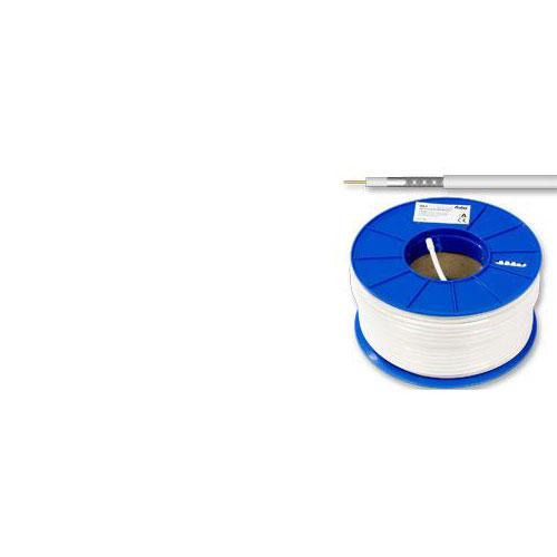 Kabel 100m koncentryczny 5mm 90db 29201110,0