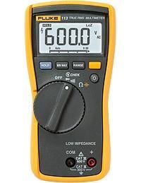 Miernik | Multimetr FLUKE 113 3088053 Fluke,0