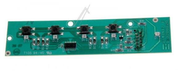 502041700 651014157 schemat elektroniczny przyciski+leds MERLONI,0