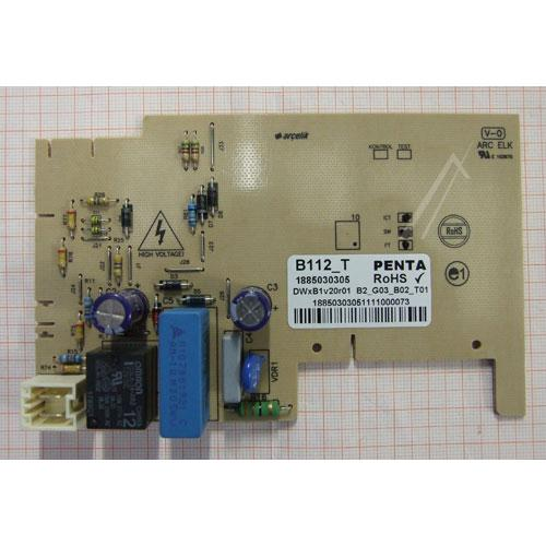 Programator | Moduł sterujący skonfigurowany do zmywarki 1885030305,0