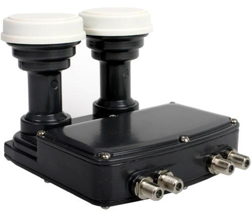 MBQS24 konwerter monoblock quad ASCI,0