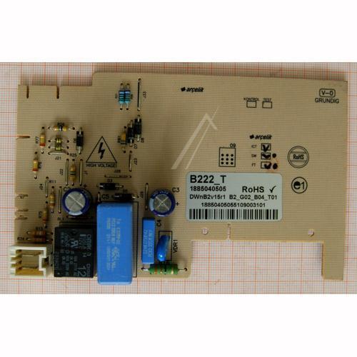 Programator | Moduł sterujący skonfigurowany do zmywarki Beko 1885040505,0