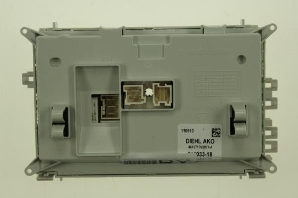 Moduł elektroniczny skonfigurowany do pralki 481221470948,0