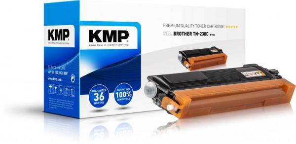 BT33 1242,0003 toner niebieski do brother KMP,0