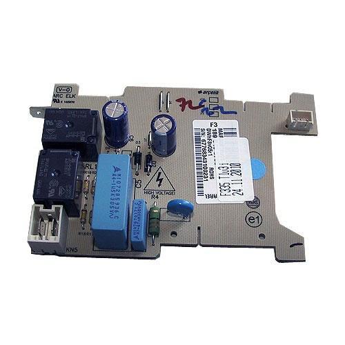 Programator | Moduł sterujący (w obudowie) skonfigurowany do zmywarki Whirlpool 481221838537,0