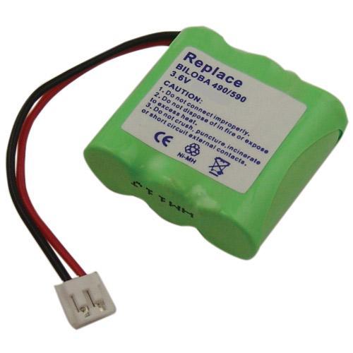 CPAA36002 Akumulator 3.6V 370mAh telefonu bezprzewodowego,0