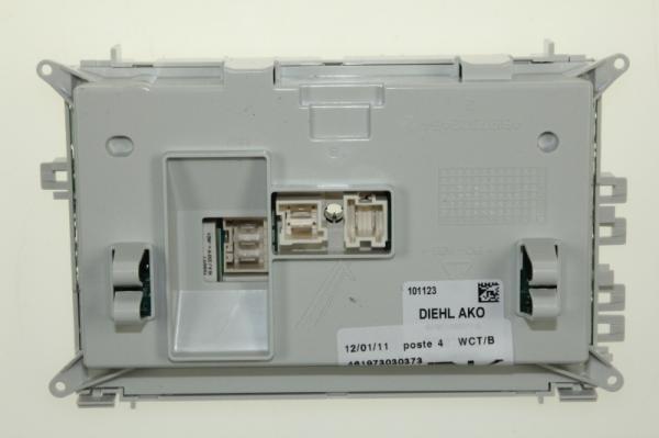 Moduł elektroniczny skonfigurowany do pralki 480112100026,0