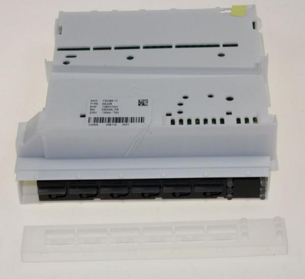 Moduł sterujący (w obudowie) skonfigurowany do zmywarki 973911935240003,0