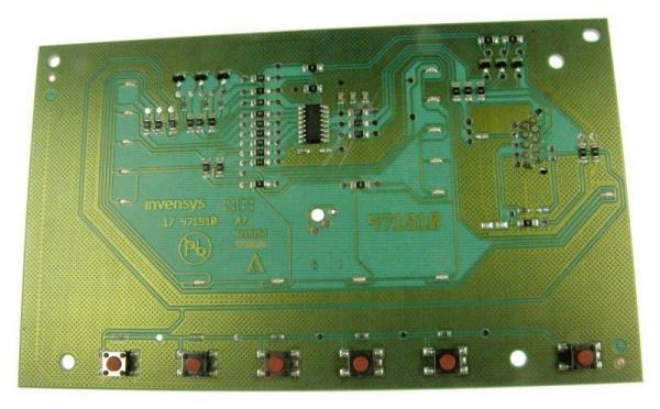 Moduł elektroniczny skonfigurowany do pralki Candy 41021250,0