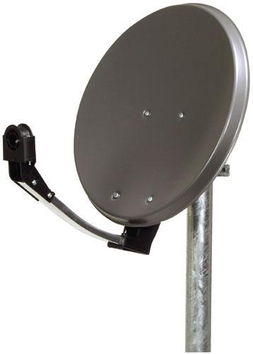 OFA401C antena paraboliczna śr.42cm, grafitowa ASCI,0