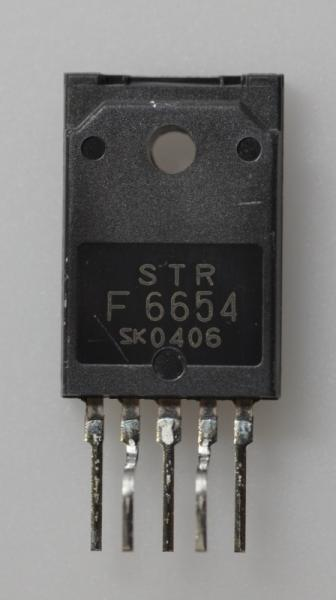 STRF6654LF51 Układ scalony IC,0
